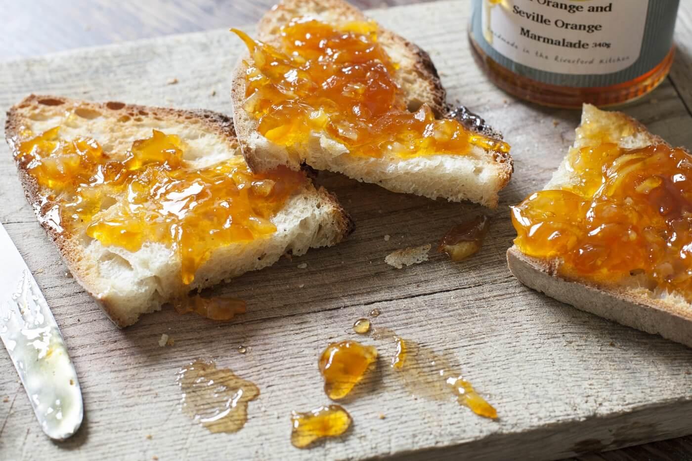 Seville Orange Marmalade Workshop